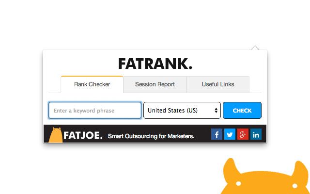 Fat Rank werking