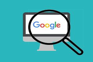 Zoekopdrachten via Google Search