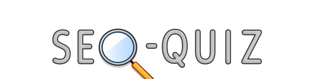 SEO-quiz van OMM